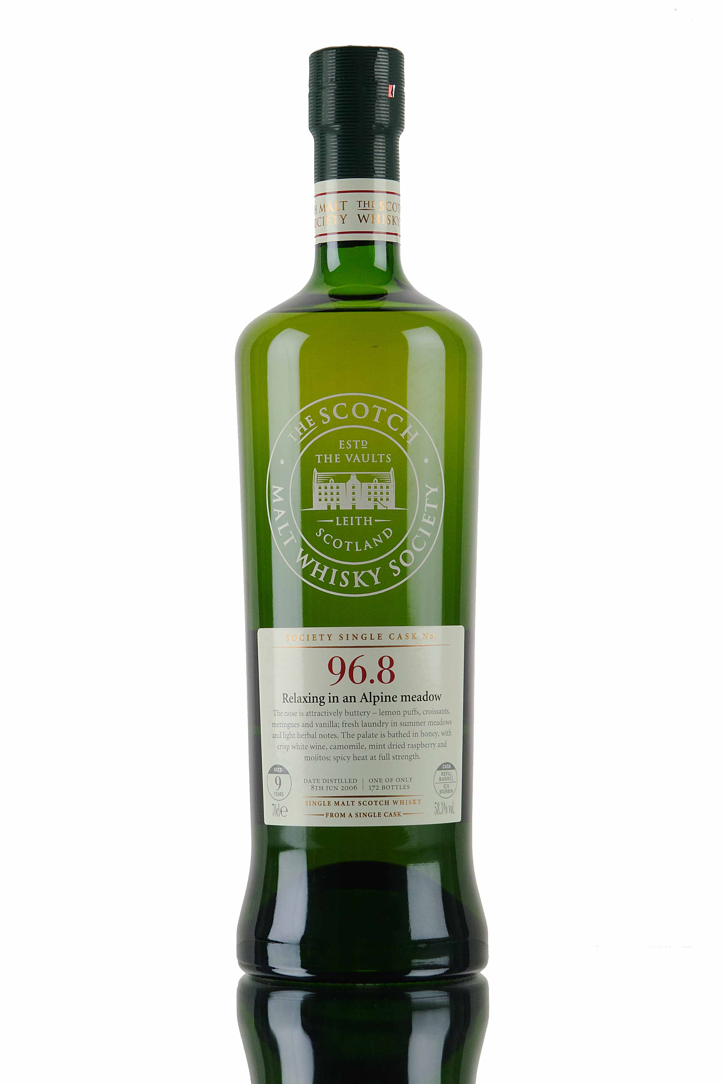 GlenDronach 9 Year Old - 2006 / SMWS 96.8