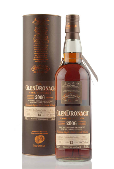 GlenDronach 13 Year Old - 2006 | Cask 5538 | UK Exclusive | Abbey Whisky