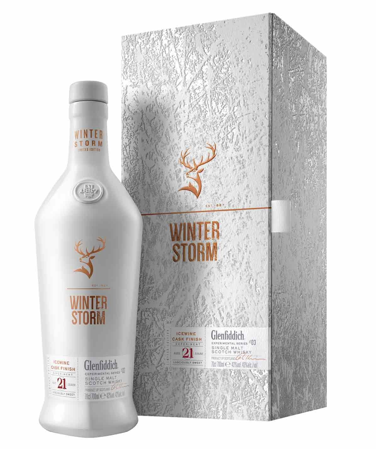 Glenfiddich Winter Storm | Experimental Series #03