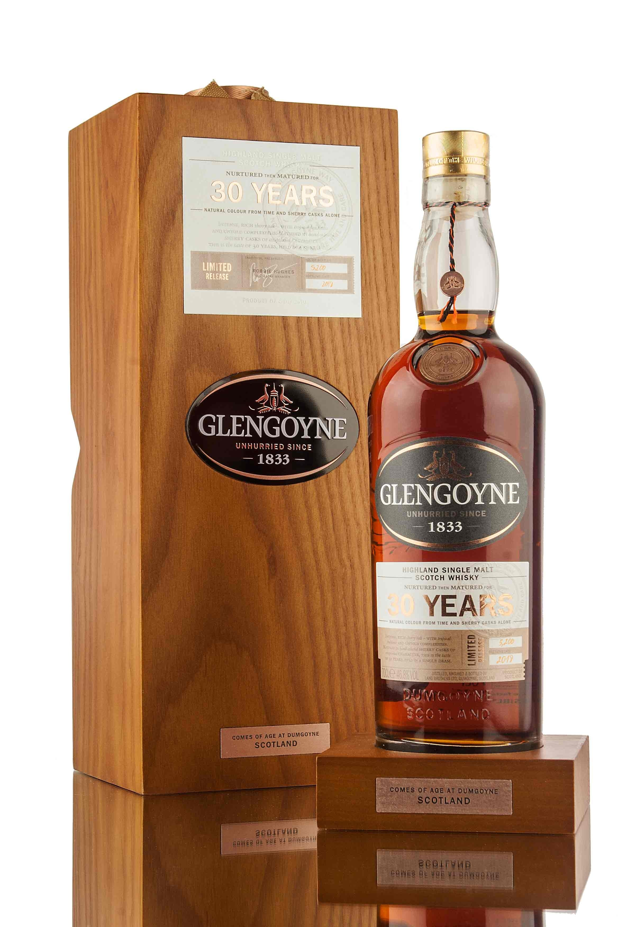 Glengoyne 30 Year Old | 2018 Release