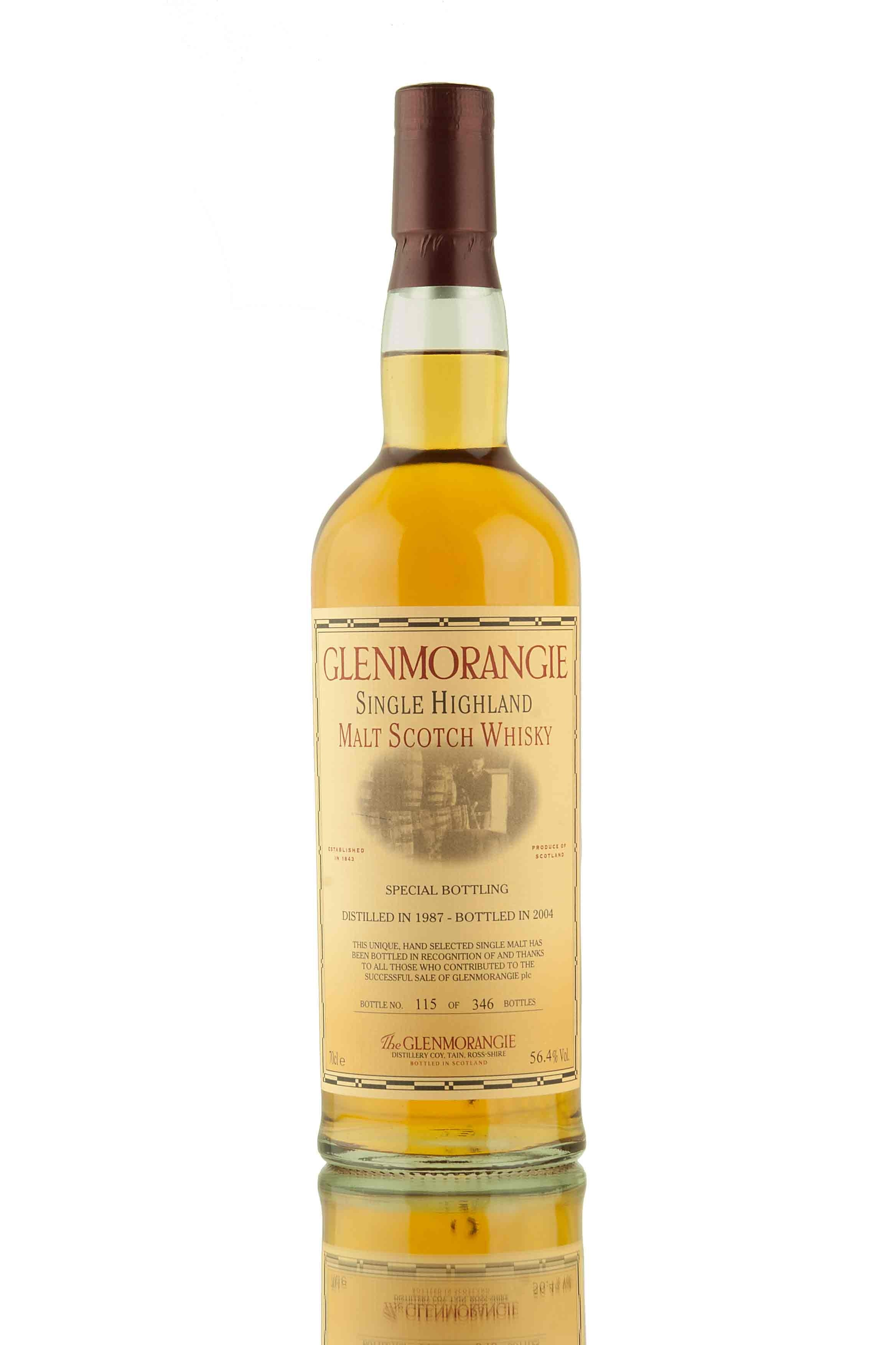 Glenmorangie Sale Of The Company (Graham Eunson)