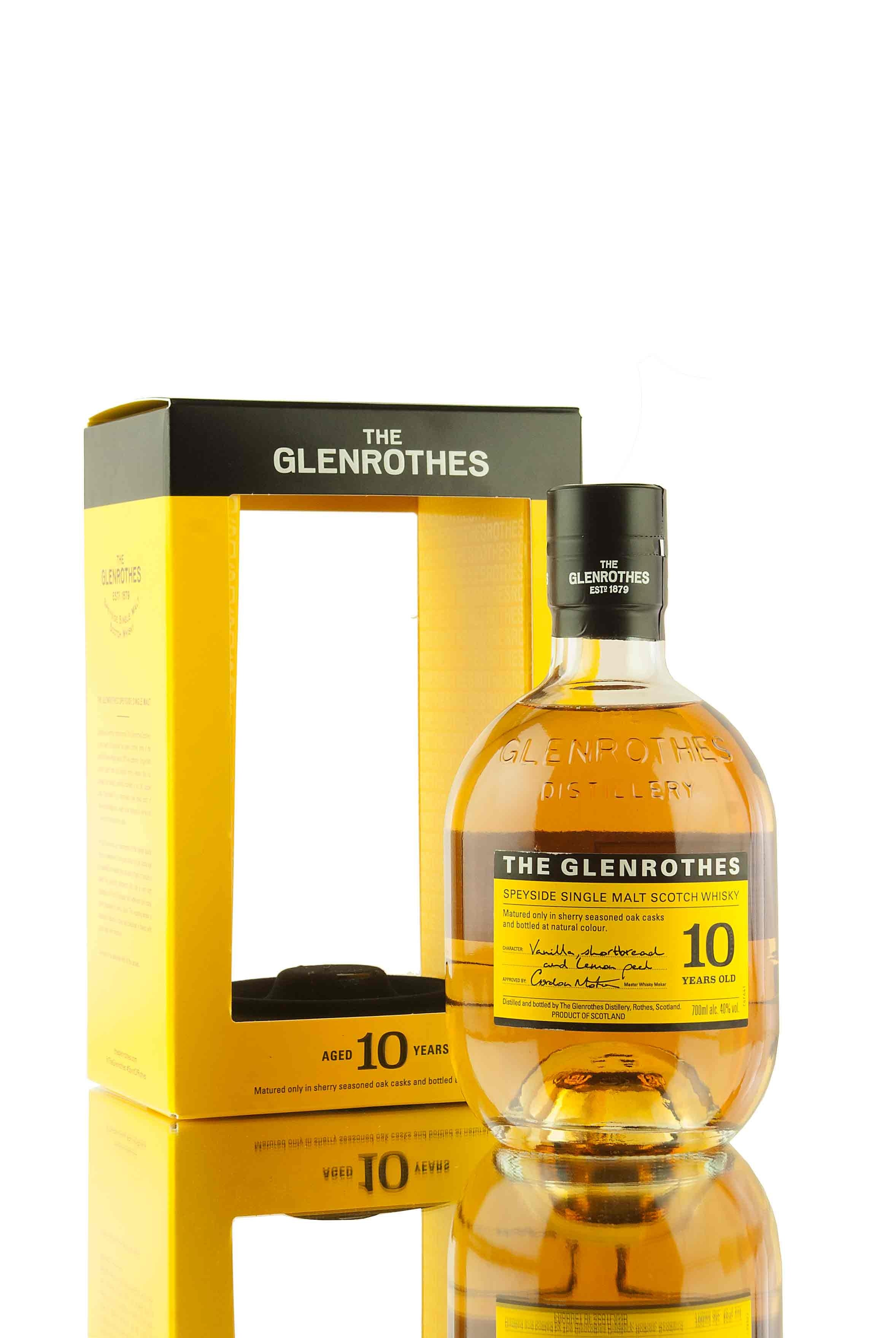Glenrothes 10 Year Old | The Soleo Collection
