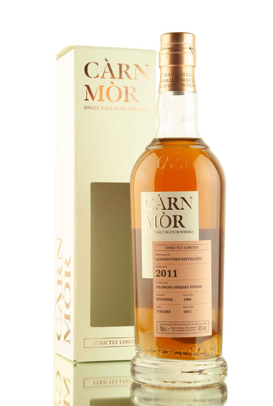 Glenrothes 9 Year Old - 2011 | Càrn Mòr Strictly Limited | Abbey Whisky
