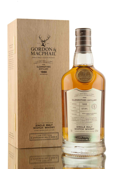 Glenrothes 32 Year Old - 1988 | Cask 16546 | Connoisseurs Choice | Gordon & MacPhail | Abbey Whisky