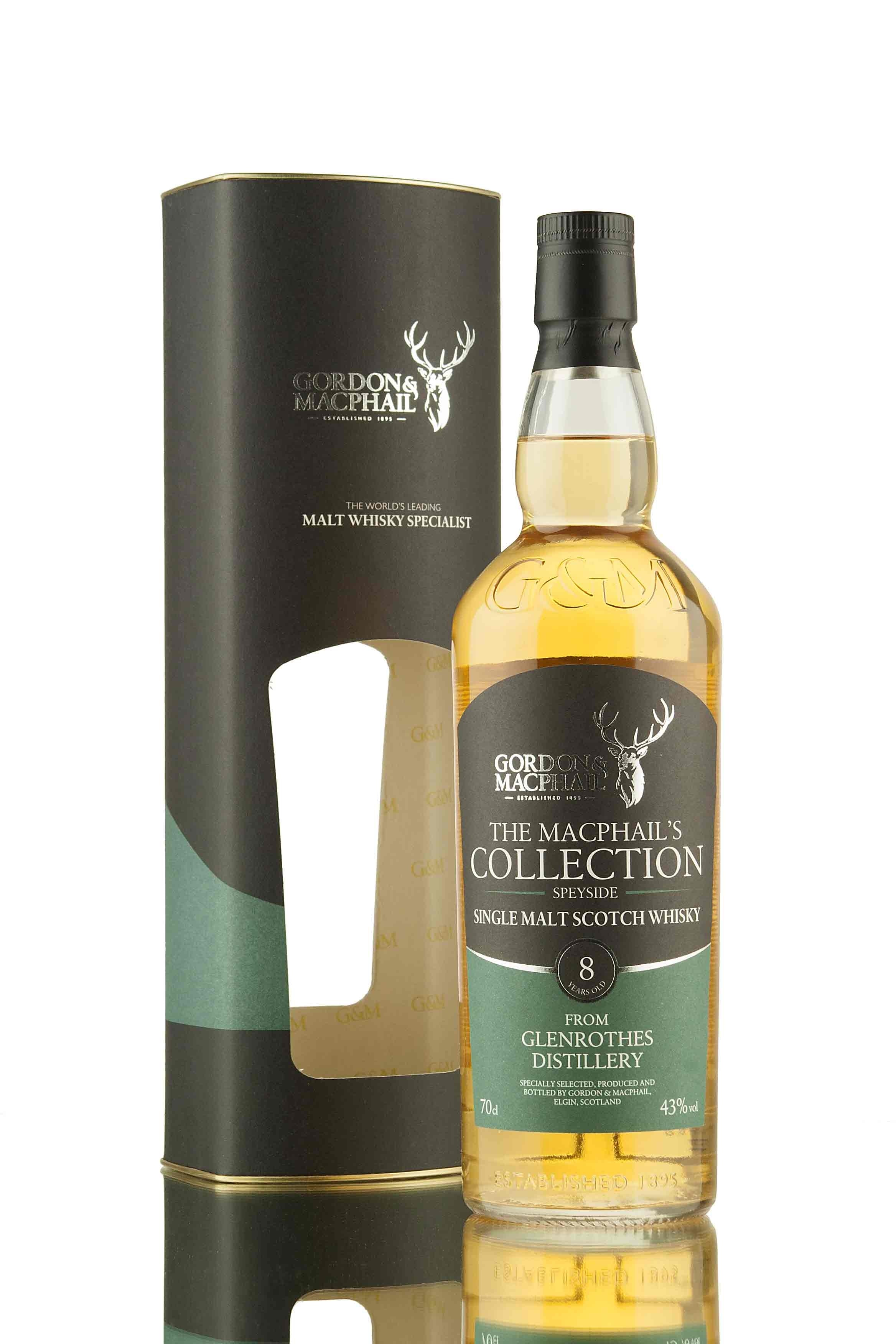 Glenrothes 8 Year Old | The MacPhail's Collection