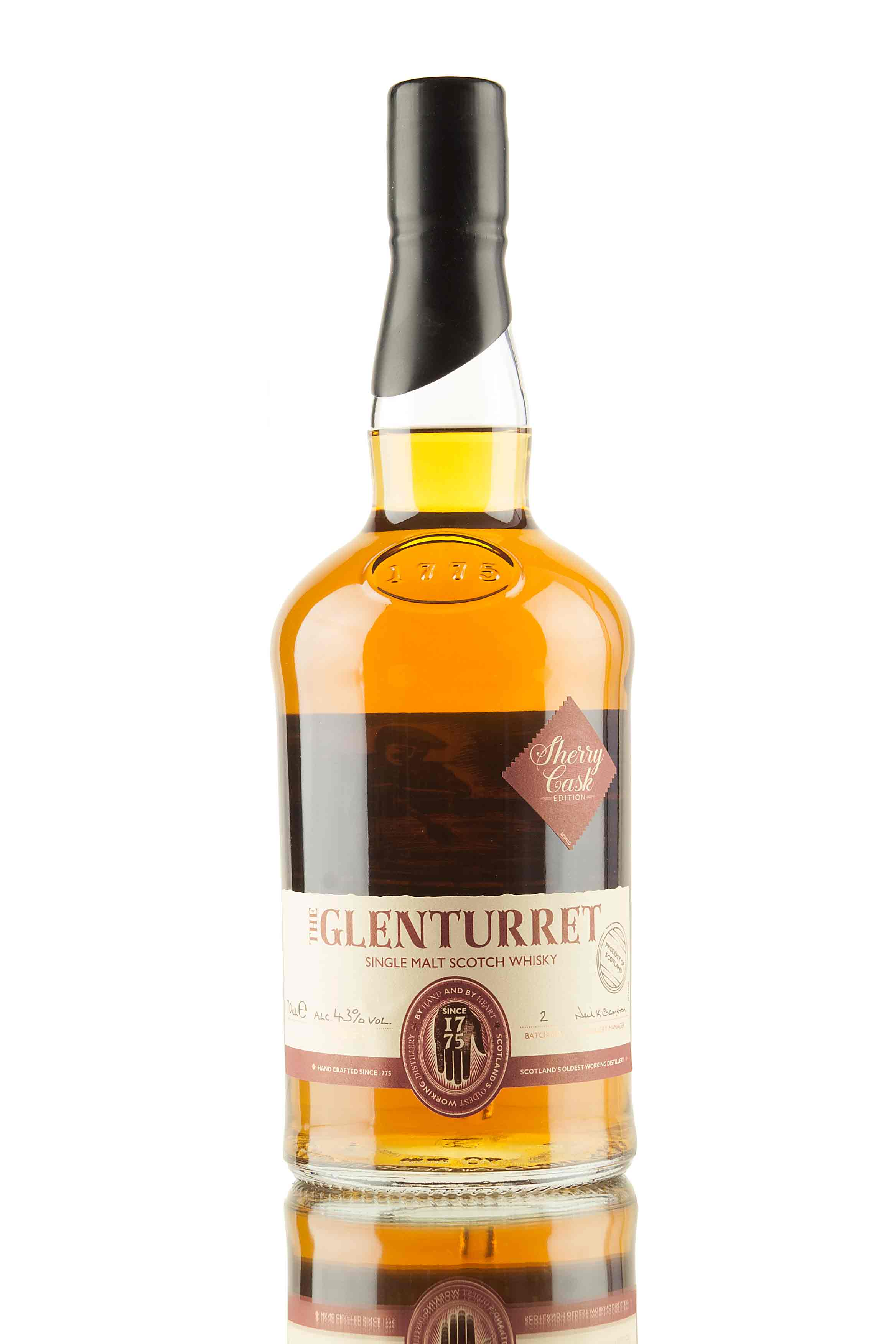 Glenturret Sherry Edition Batch 2