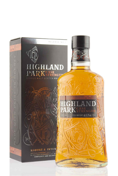 Highland Park Cask Strength Release No.1 | Abbey Whisky