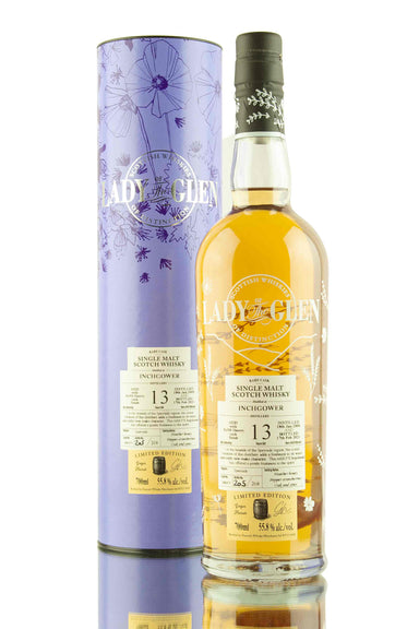 Inchgower 13 Year Old - 2008 | Cask 800479 | Lady of the Glen | Abbey Whisky