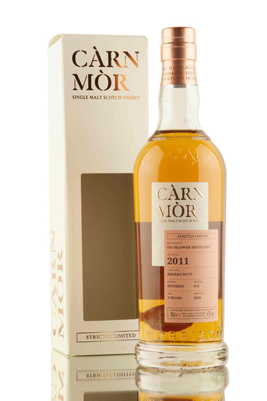 Inchgower 9 Year Old - 2011 | Càrn Mòr Strictly Limited | Abbey Whisky