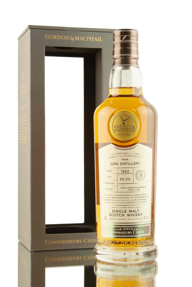 Jura 28 Year Old - 1992 | Cask #1883 | Connoisseurs Choice | Abbey Whisky