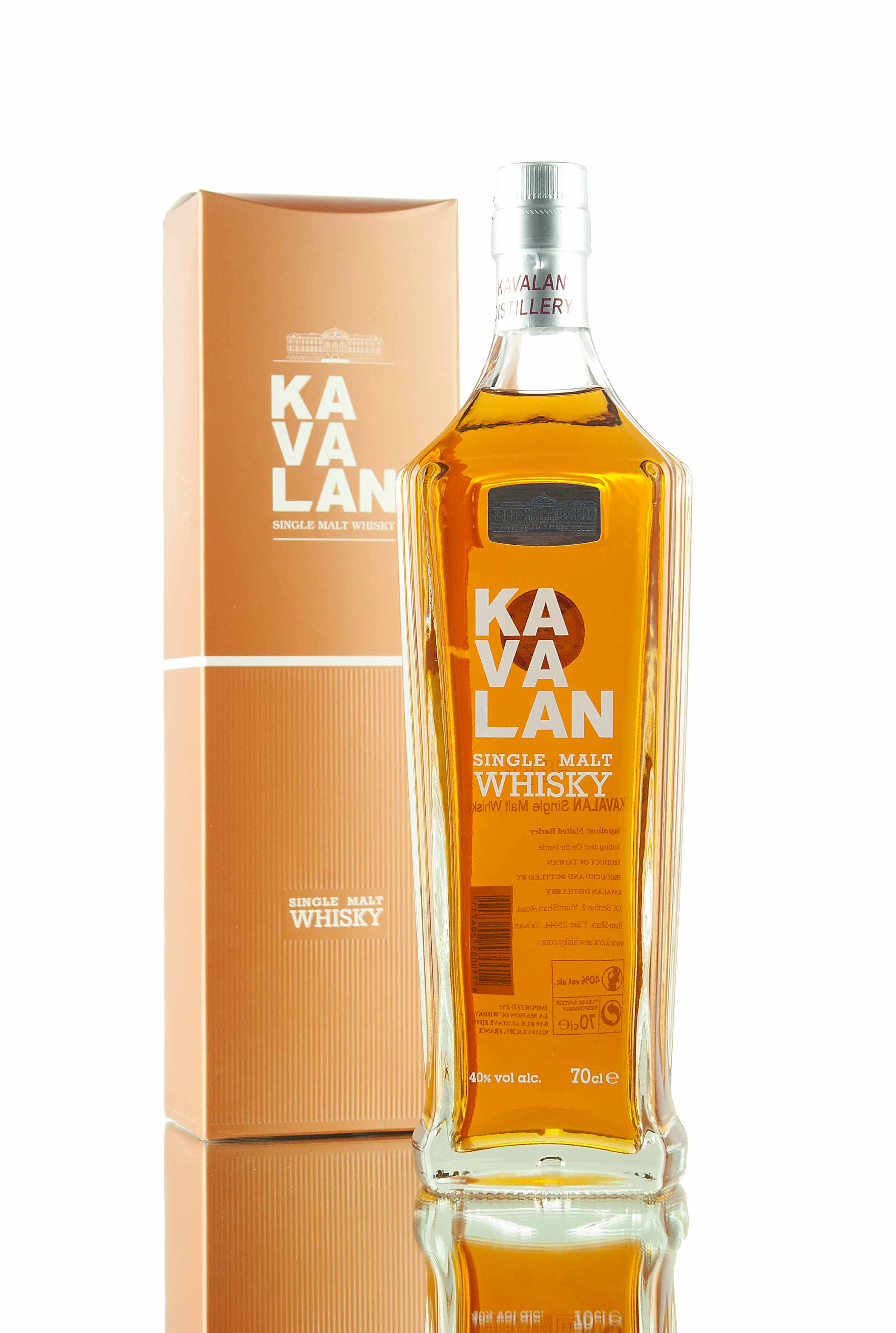 Kavalan Single Malt Whisky