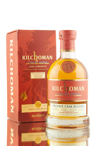 Kilchoman 10 Year Old - 2006 | Cask 121/2006 | Private Cask Release | Abbey Whisky