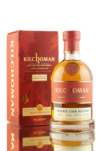Kilchoman 10 Year Old - 2006 | Cask 129/2006 | Private Cask Release | Abbey Whisky