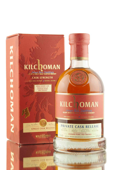Kilchoman 9 Year Old - 2006 | Cask 330/2006 | Private Cask Release | Abbey Whisky
