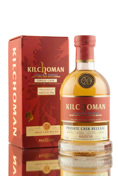 Kilchoman 10 Year Old - 2006 | Cask 349/2006 | Douglas Fox | Abbey Whisky