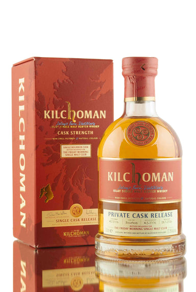 Kilchoman 10 Year Old - 2006 | Cask 42/2006 | Private Cask Release | Abbey Whisky