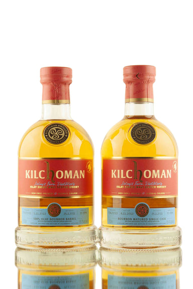 Kilchoman The Comparison Series | Cask 719/2012 & 726/2012 | Abbey Whisky