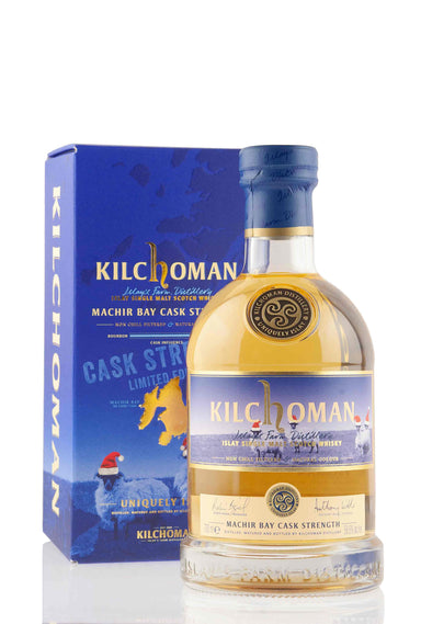 Kilchoman Machir Bay Cask Strength - 2020 | Abbey Whisky