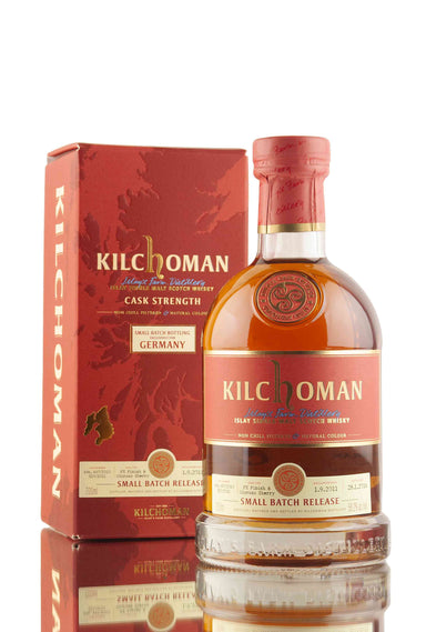 Kilchoman 2011 Small Batch Release For Germany | Abbey Whisky