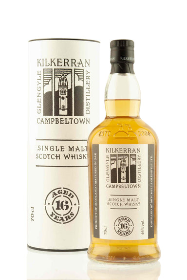 Kilkerran 16 Year Old | Abbey Whisky
