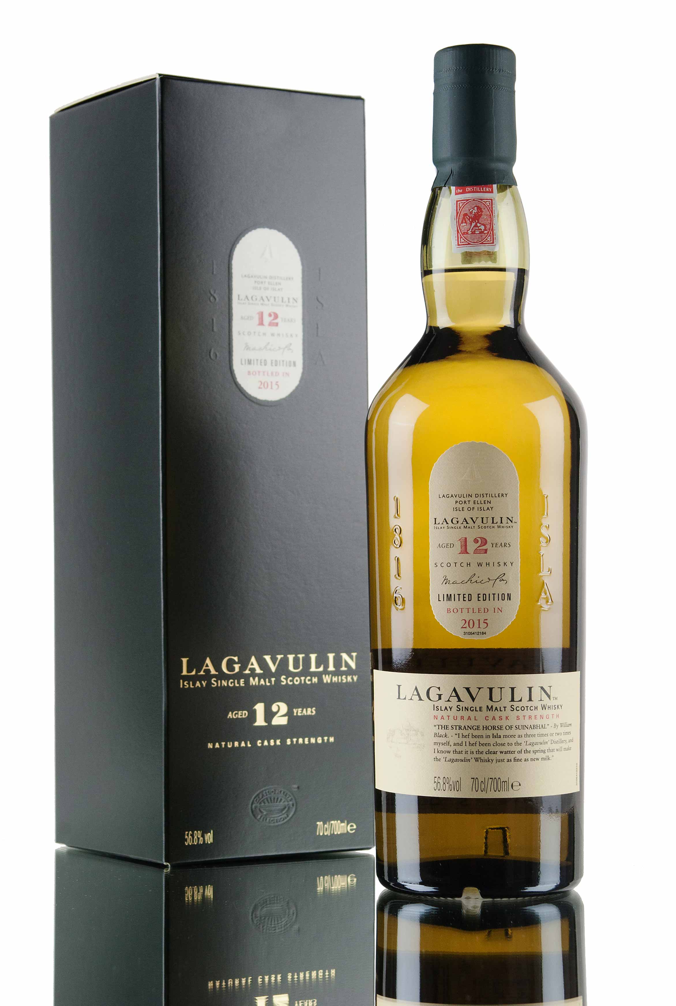 Lagavulin 12 Year Old / 2015 Special Release