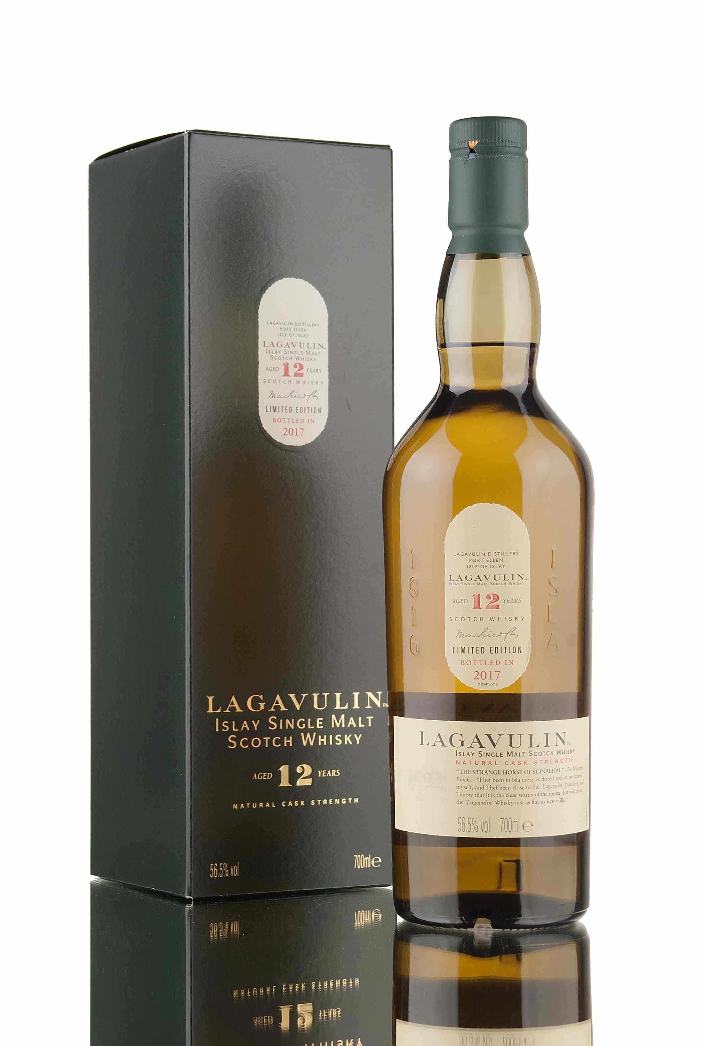 Lagavulin 12 Year Old | 2017 Special Release