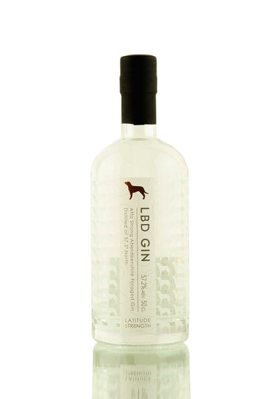 LBD Gin Latitude Strength | Abbey Whisky