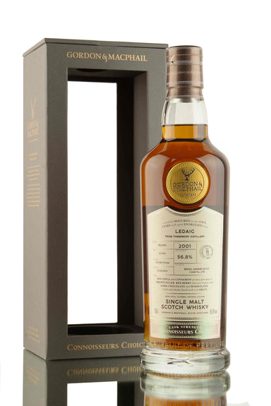 Ledaig 19 Year Old - 2001 | Cask 278 | Connoisseurs Choice (G&M) | Abbey Whisky | Gordon & MacPhail