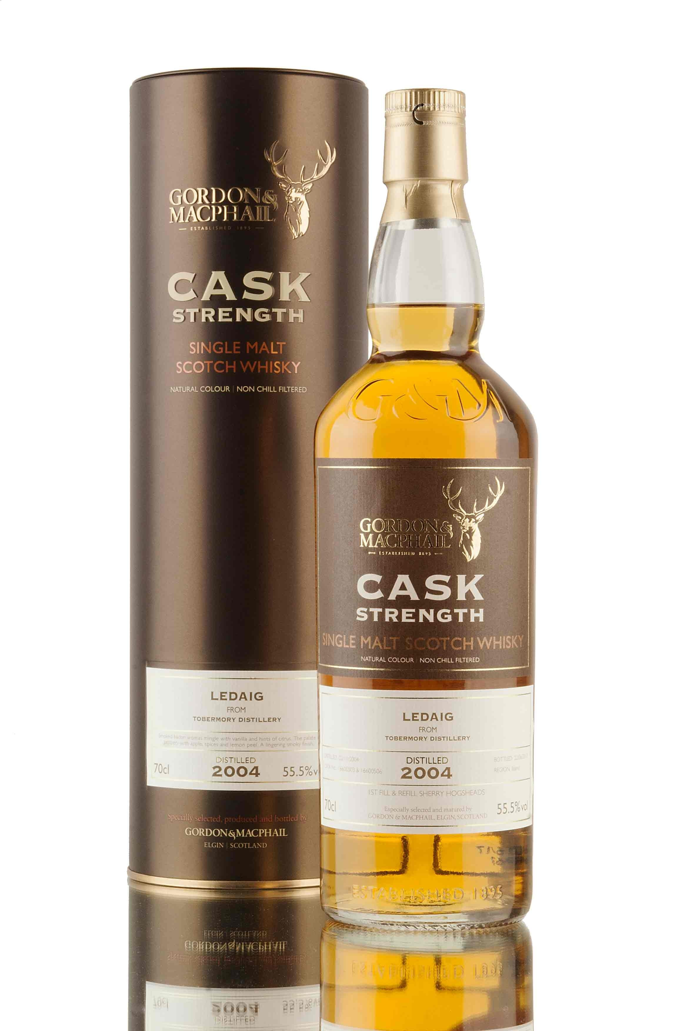 Ledaig 12 Year Old - 2004 | Cask Strength (G&M)