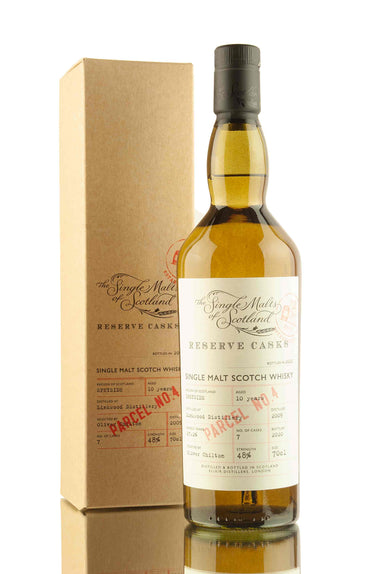 Linkwood 10 Year Old - 2009 | Reserve Casks Parcel No.4 | Abbey Whisky