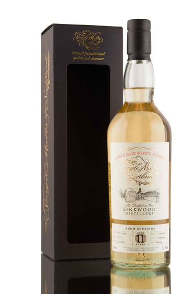 Linkwood 11 Year Old - 2009 | Cask 315755 | The Single Malts of Scotland | Abbey Whisky