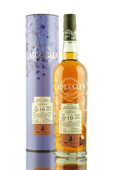 Linkwood 10 Year Old - 2011 | Cask 301083 | Lady of the Glen | Abbey Whisky
