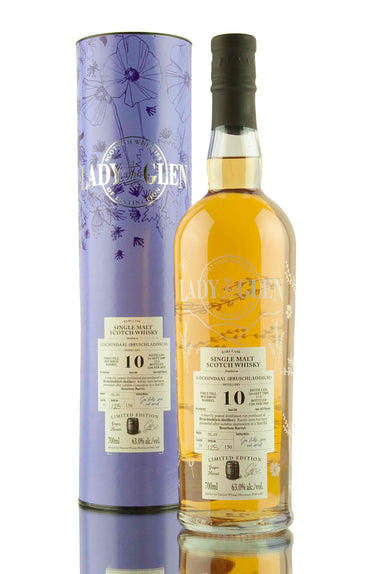 Lochindaal 10 Year Old - 2009 | Cask 59 | Lady of the Glen | Abbey Whisky