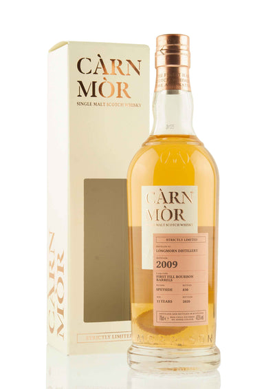 Longmorn 11 Year Old - 2009 | Càrn Mòr Strictly Limited | Abbey Whisky