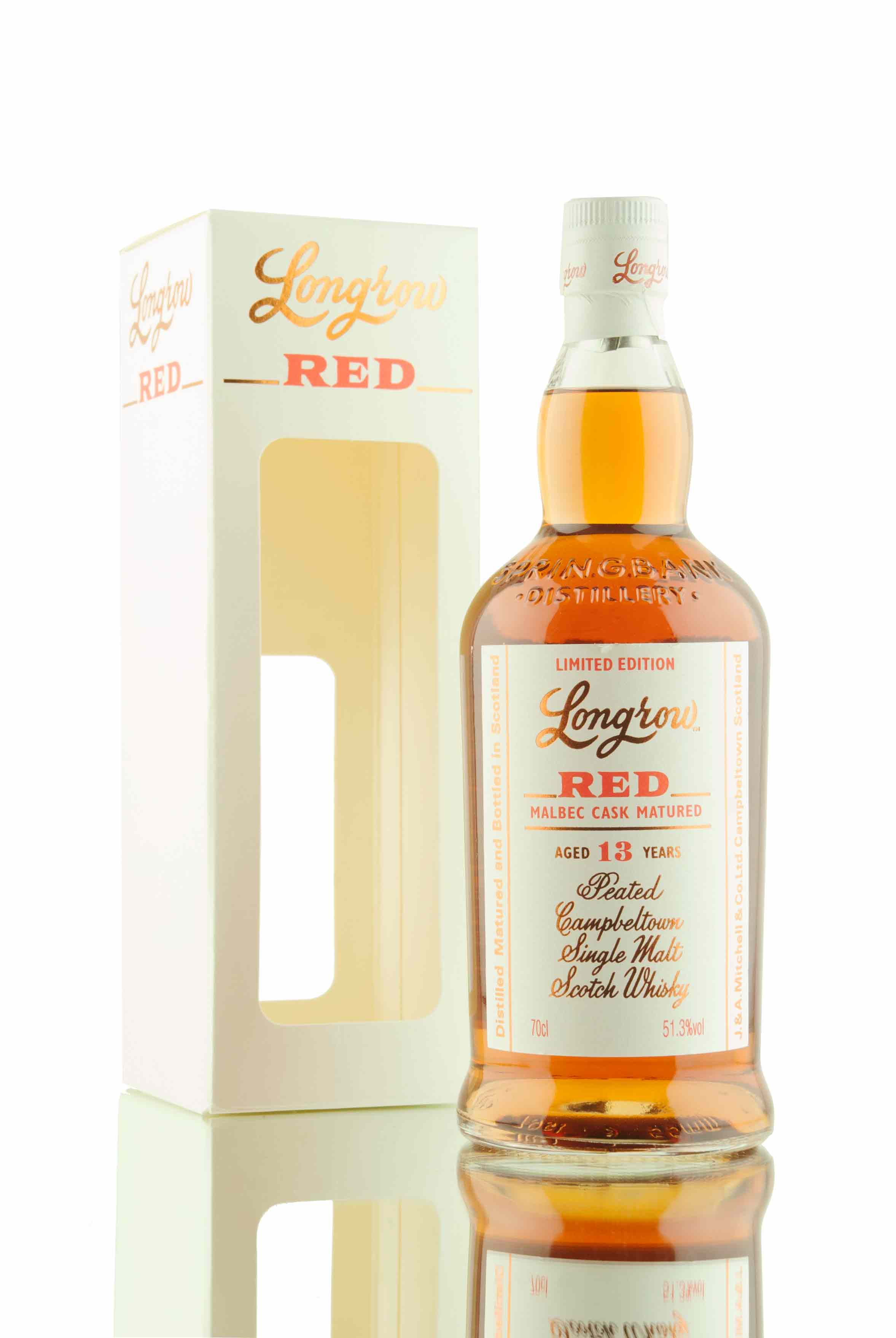 Longrow Red - 13 Year Old | Malbec