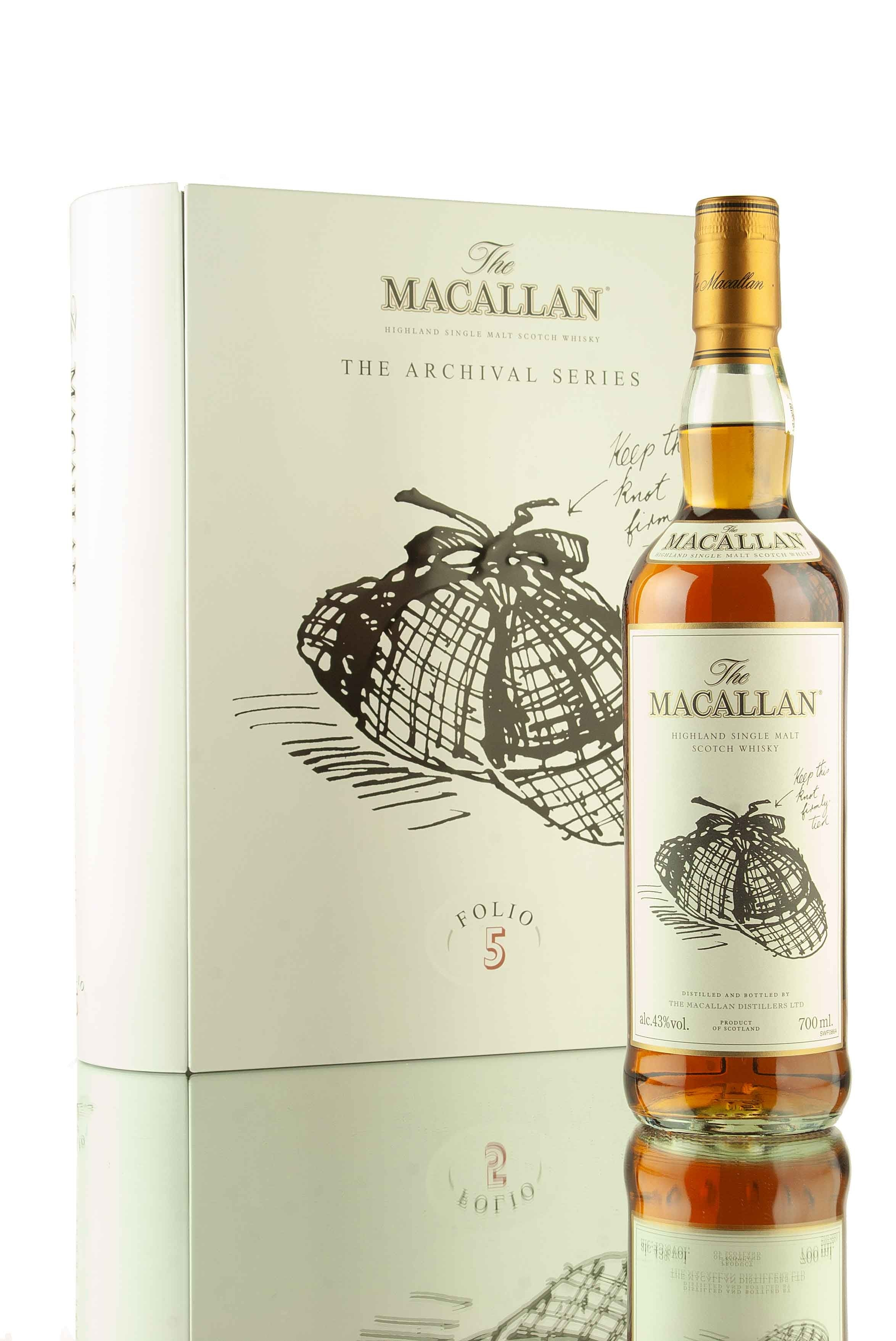 The Macallan Folio 5 | The Archival Series