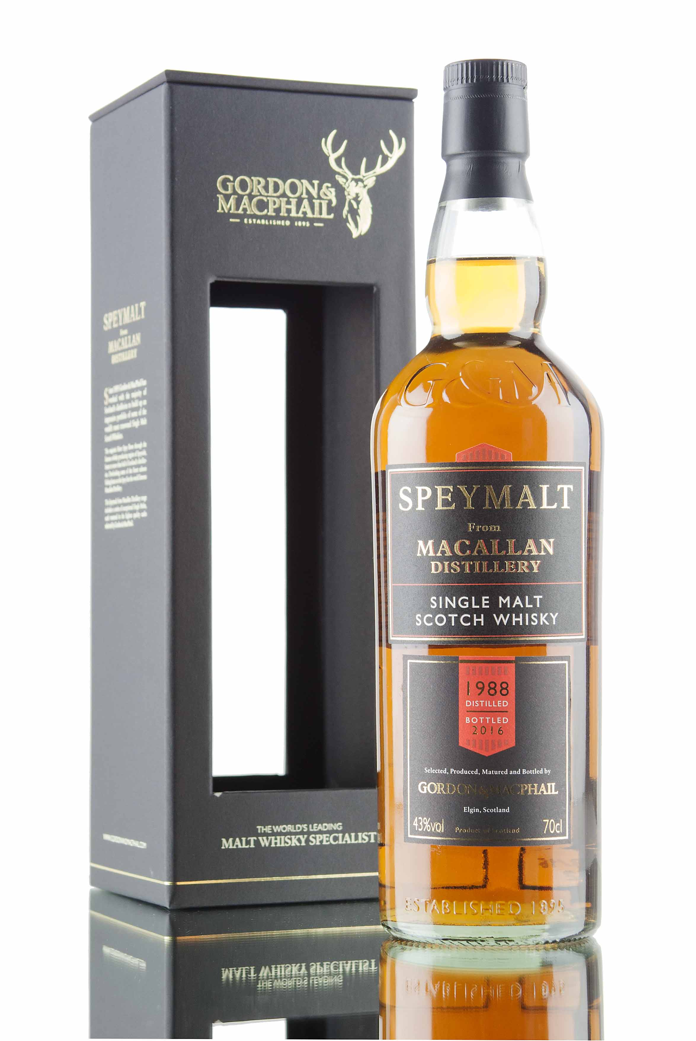 Macallan 1988 Speymalt | Bottled 2016
