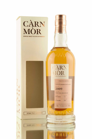 Mannochmore 11 Year Old - 2009 | Càrn Mòr Strictly Limited | Abbey Whisky