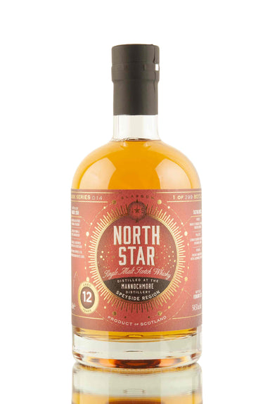 Mannochmore 12 Year Old - 2008 | North Star Spirits CS014 | Abbey Whisky