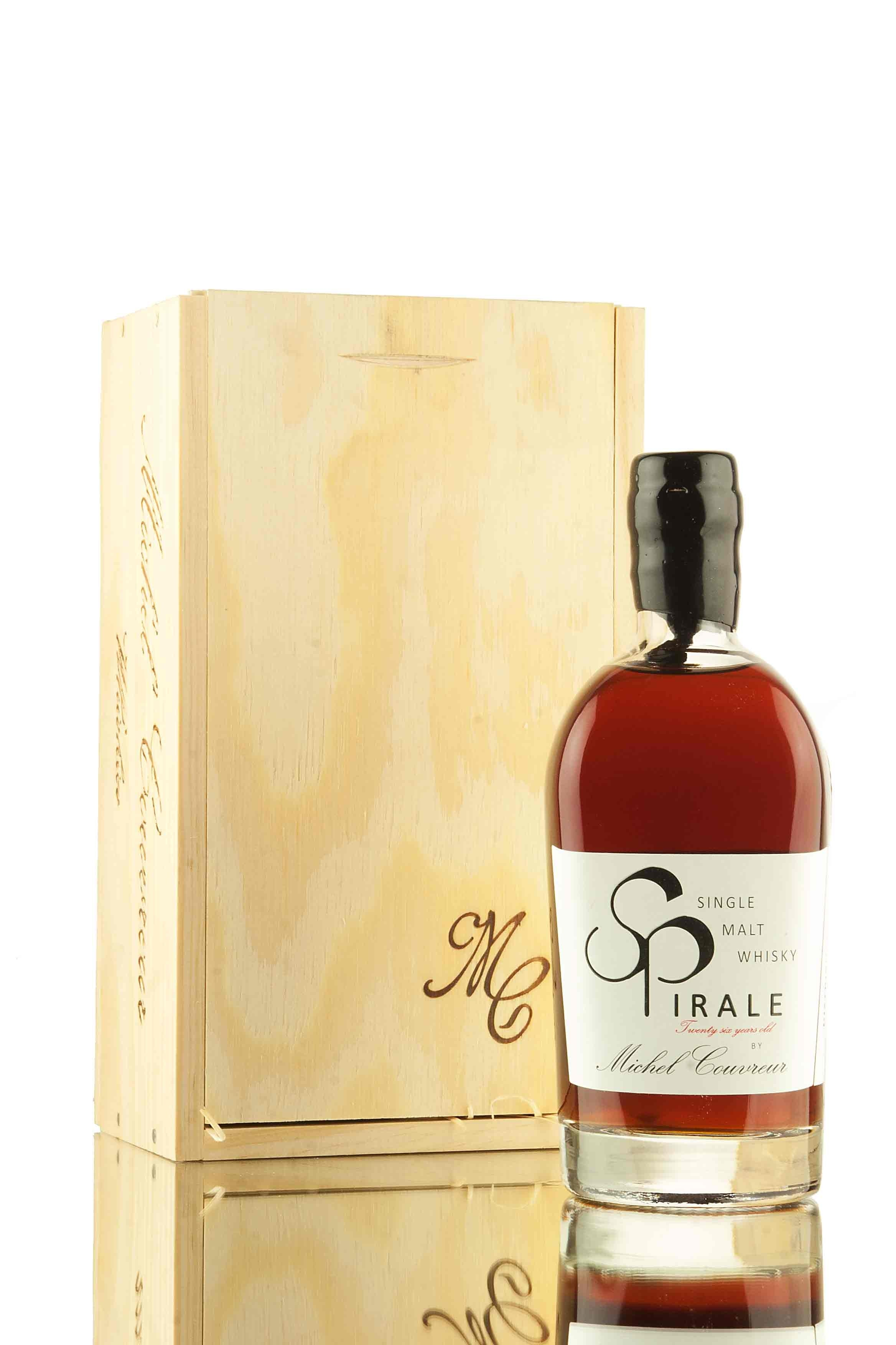 Michel Couvreur Spirale | 26 Year Old Single Cask