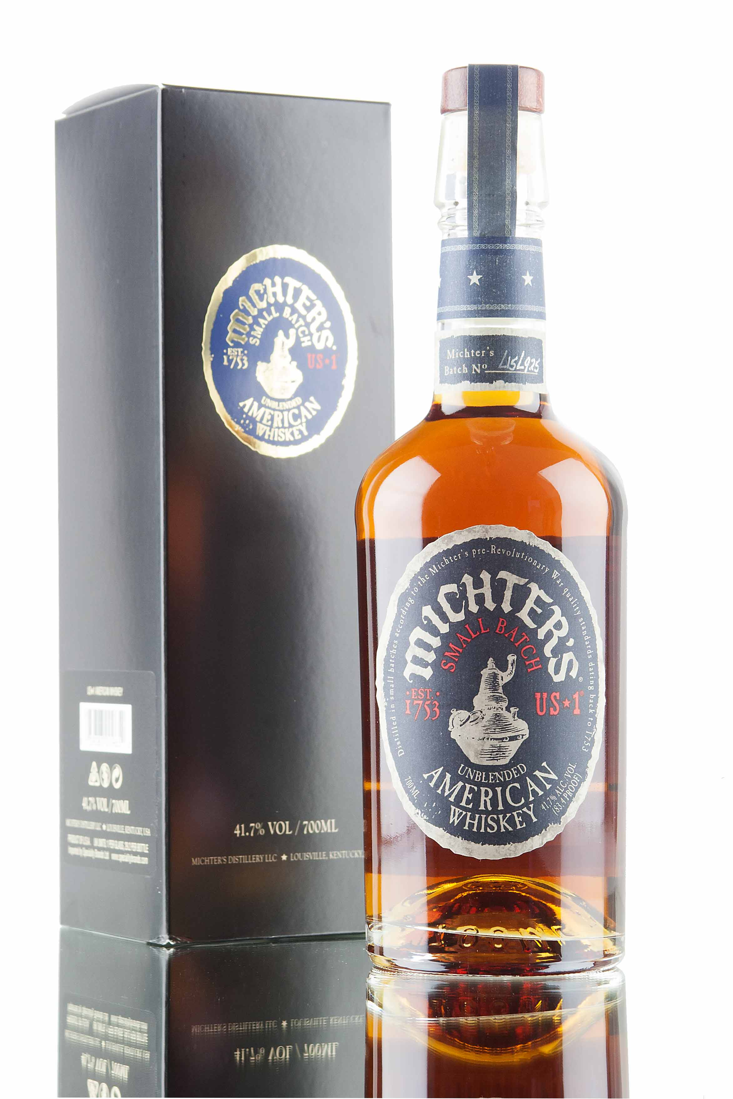 Michter's US*1 Unblended American Whiskey