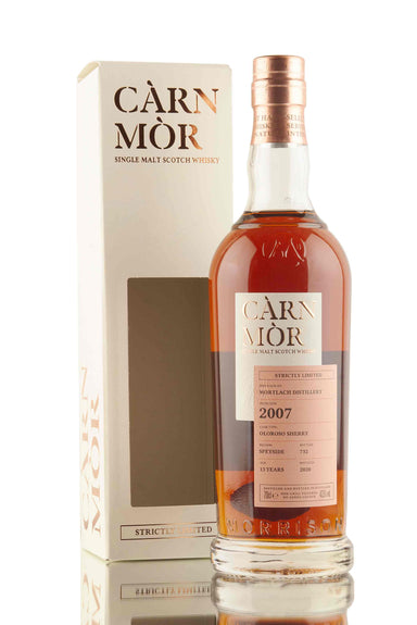 Mortlach 13 Year Old - 2007 | Càrn Mòr Strictly Limited | Abbey Whisky