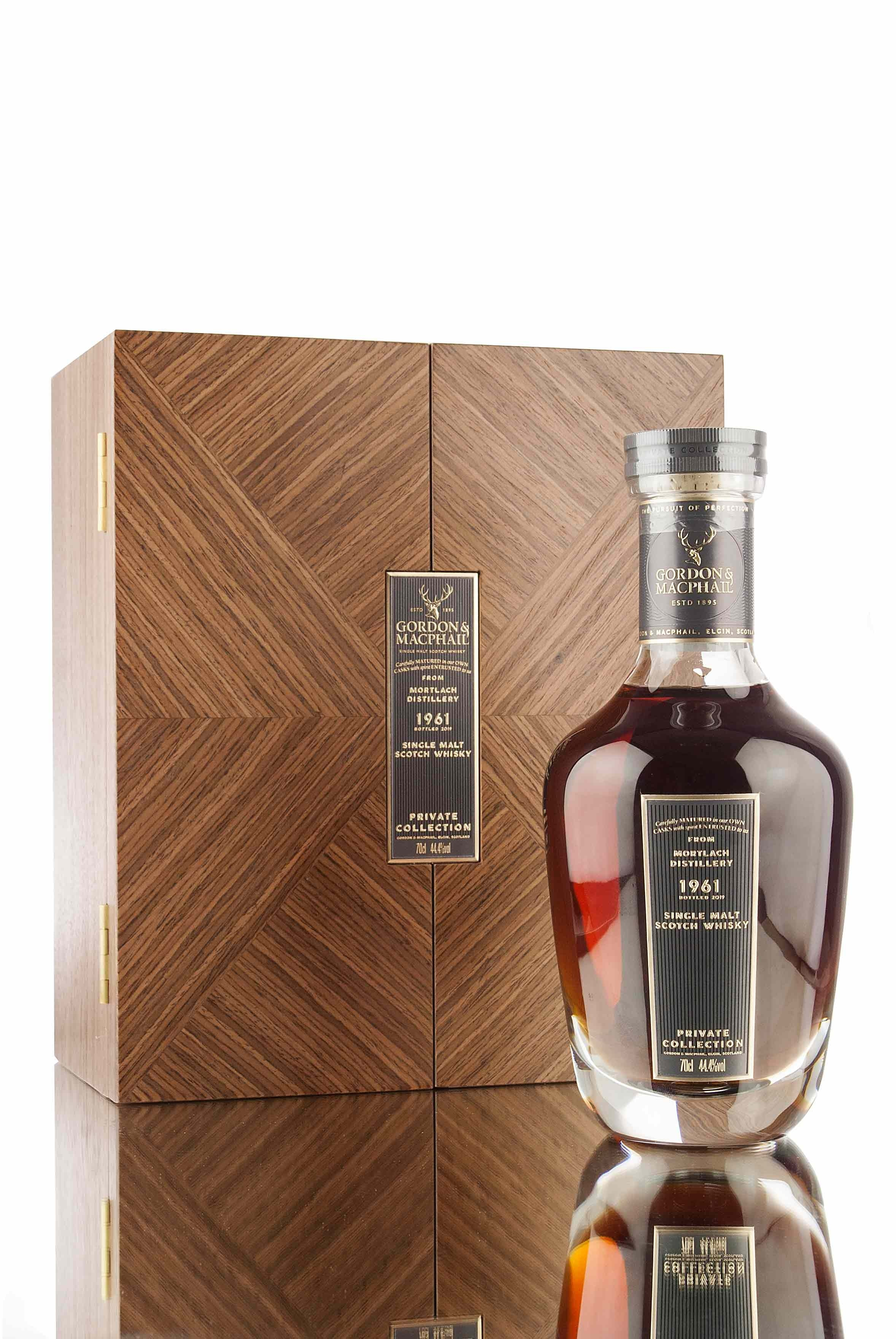 Mortlach 58 Year Old - 1961 | Cask 1972 | Private Collection