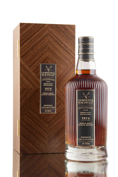 Mortlach 46 Year Old - 1974 | Cask 8254 | Private Collection | Abbey Whisky