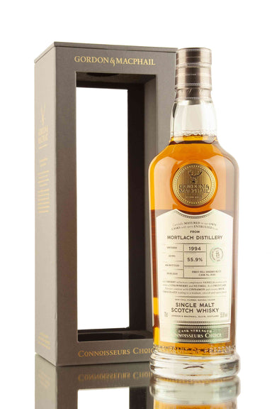 Mortlach 25 Year Old - 1994 | Cask 8181 | Connoisseurs Choice | Abbey Whisky