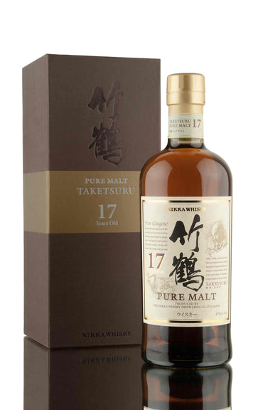 Nikka Taketsuru 17 Year Old | Abbey Whisky