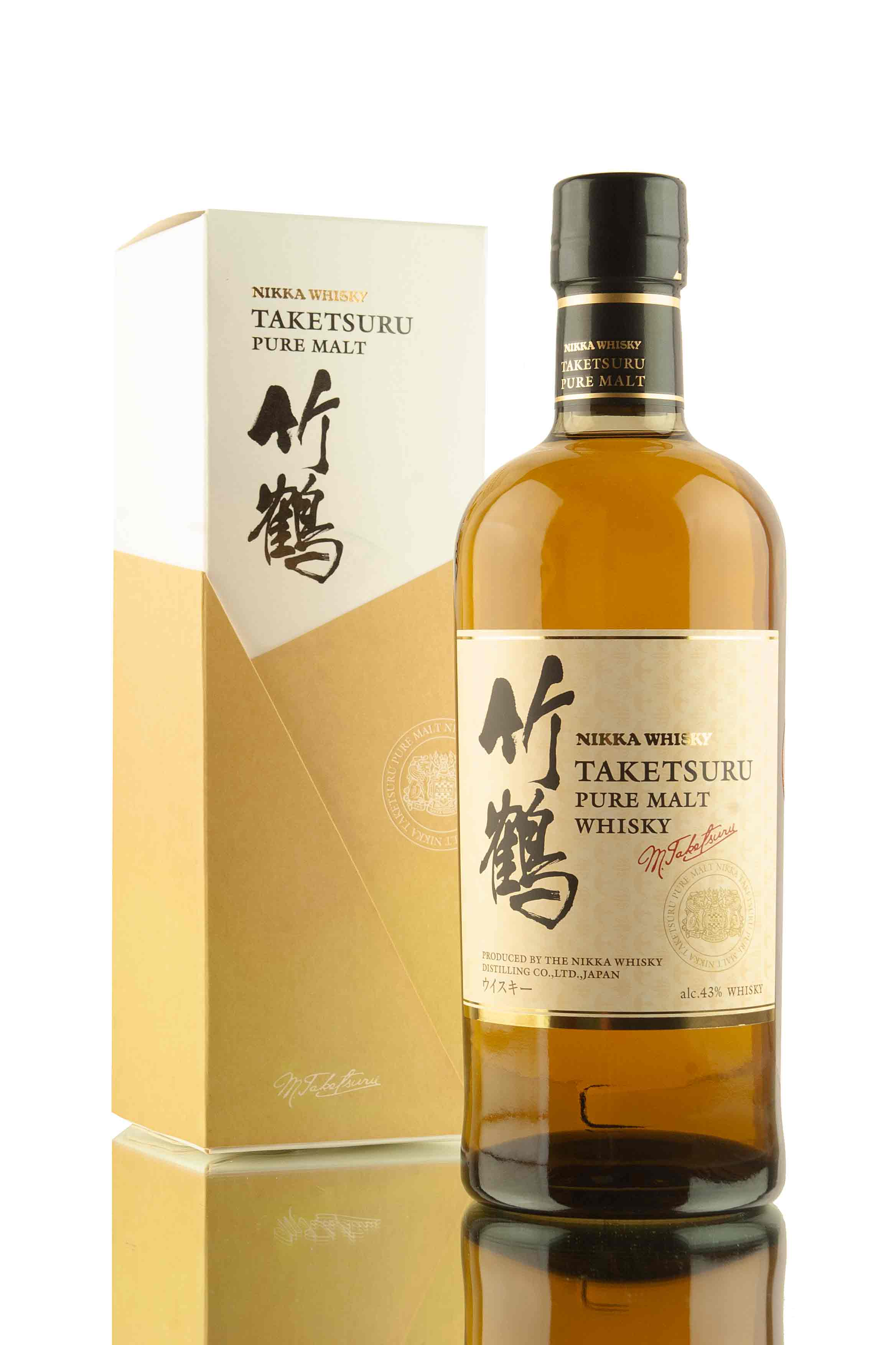 Nikka Taketsuru Pure Malt Japanese Whisky | Abbey Whisky