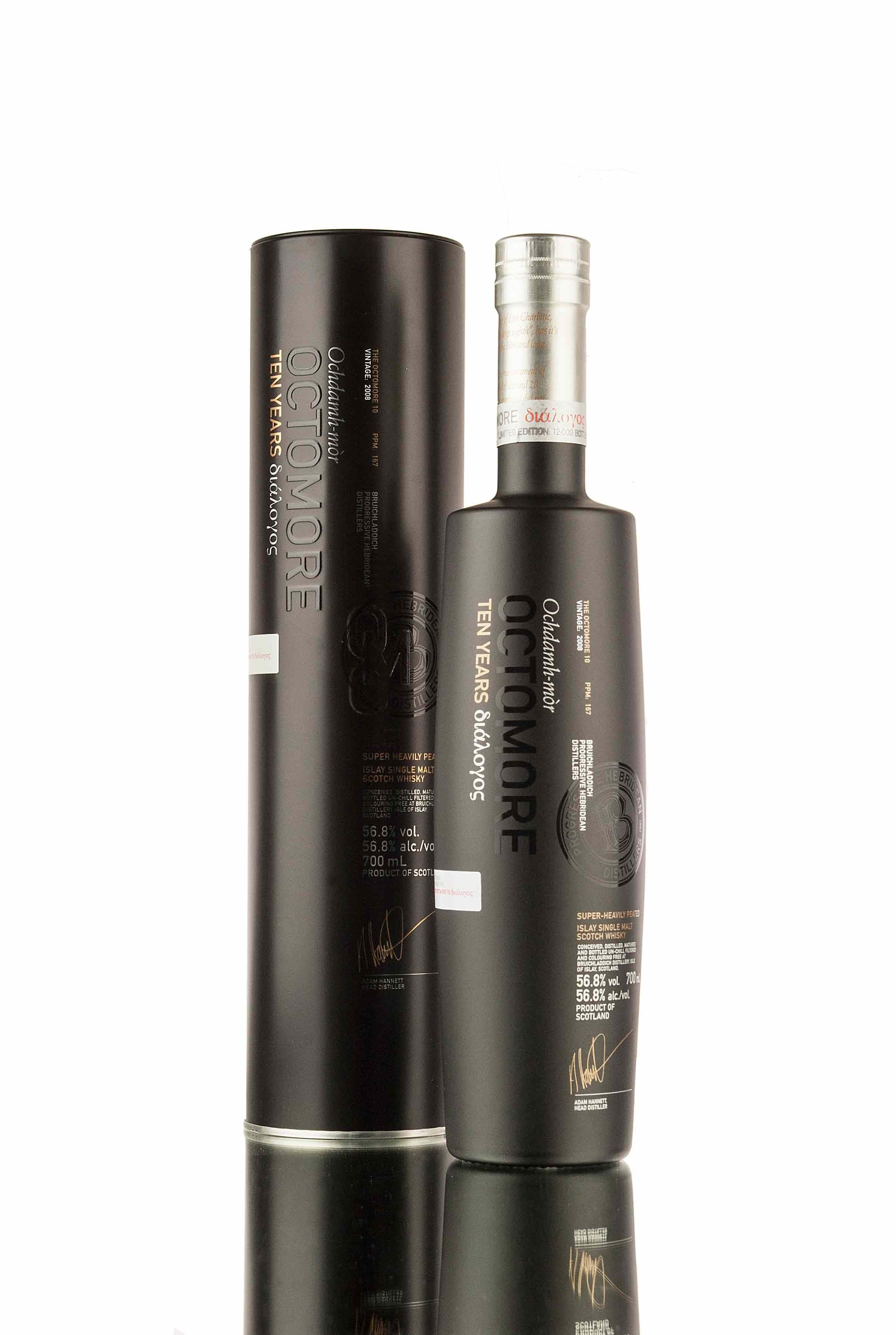 Octomore 10 Year Old - 2008 | Dialogos | Third Edition