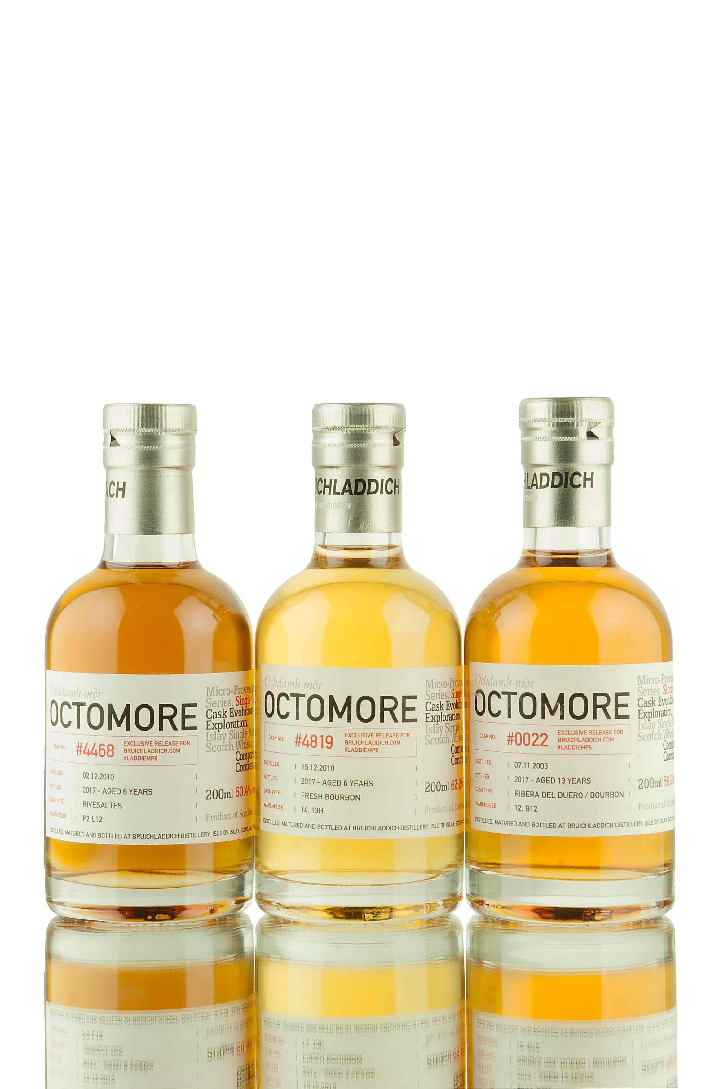 Octomore #LaddieMp6 Collection