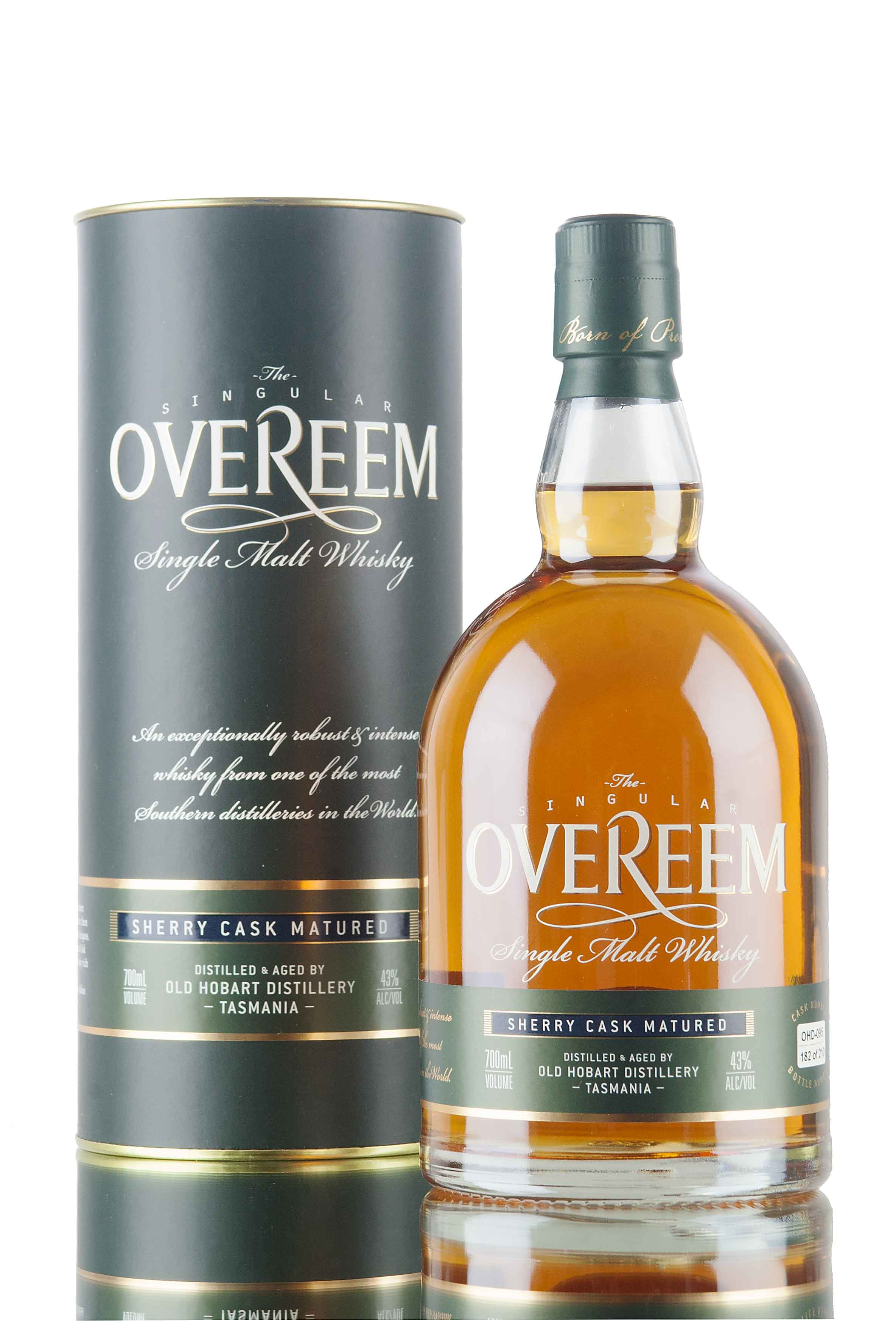 Overeem Sherry Cask Matured - Cask #095